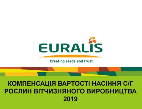 Як отримати компенсацію за насіння українського виробництва у 2019 році