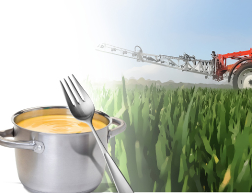 Вилка для супу або про застосування КАС як позакореневого живлення