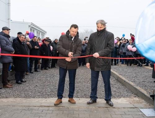 Відкрито Юзефо-Миколаївський біогазовий комплекс