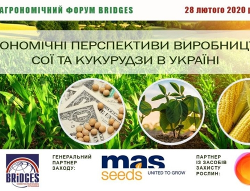 Агрономічні перспективи вирощування сої та кукурудзи в Україні